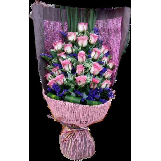 TwentyTwo Roses Bouquet